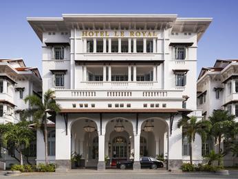 Raffles Hotel Le Royal