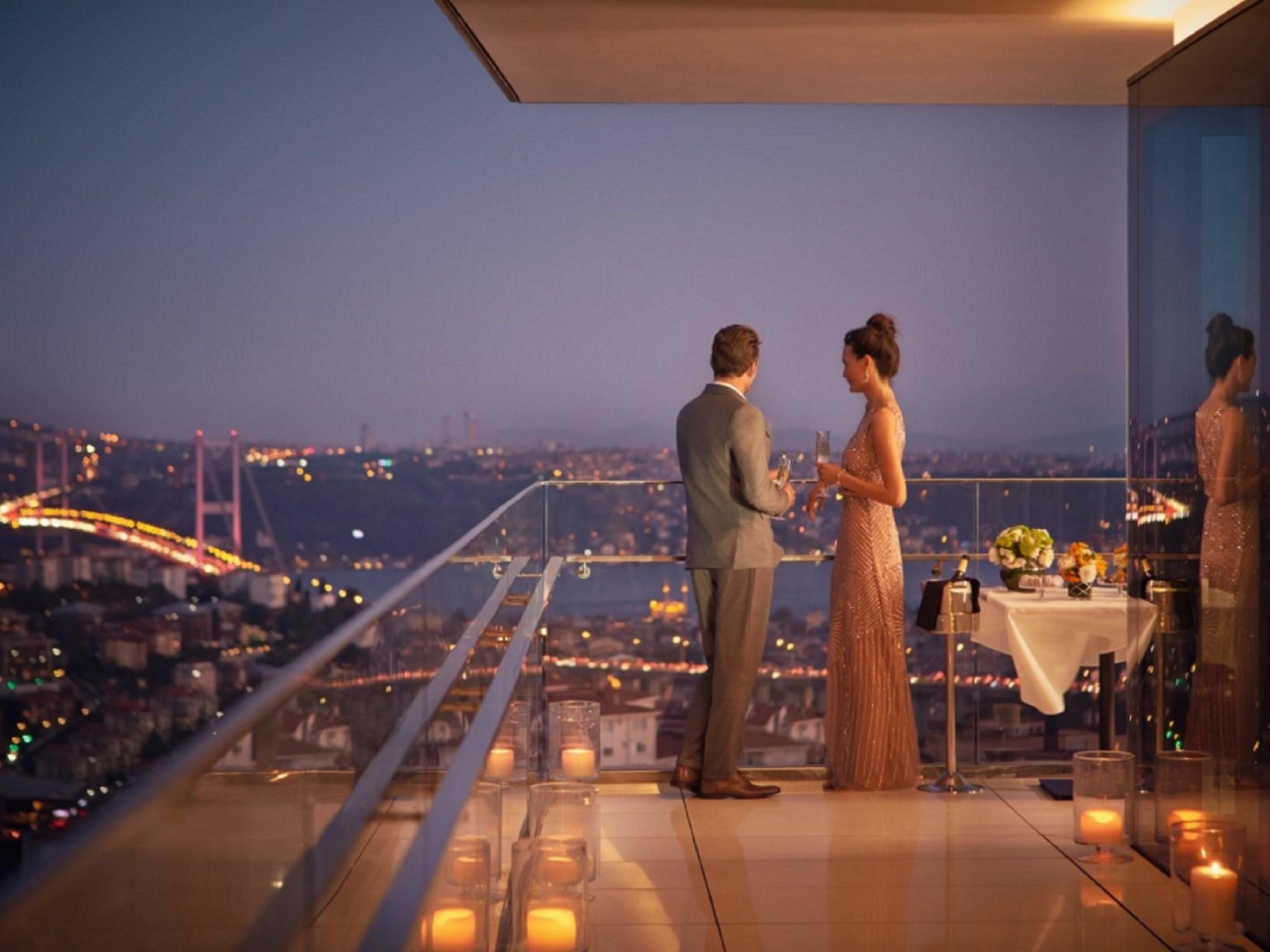 โรงแรม – Raffles Istanbul