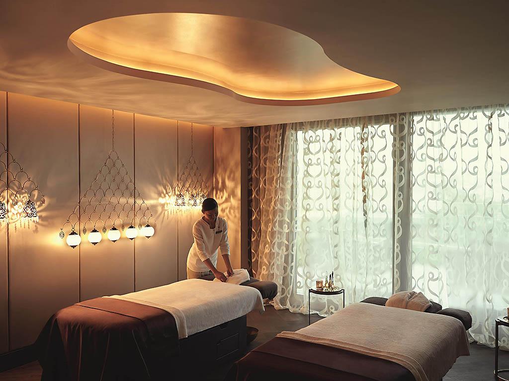 Hotel in istanboel   raffles istanbul