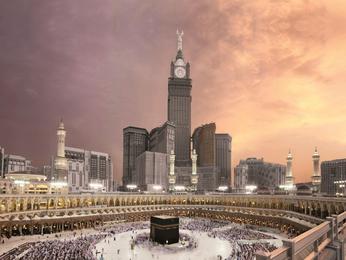 Raffles Makkah Palace