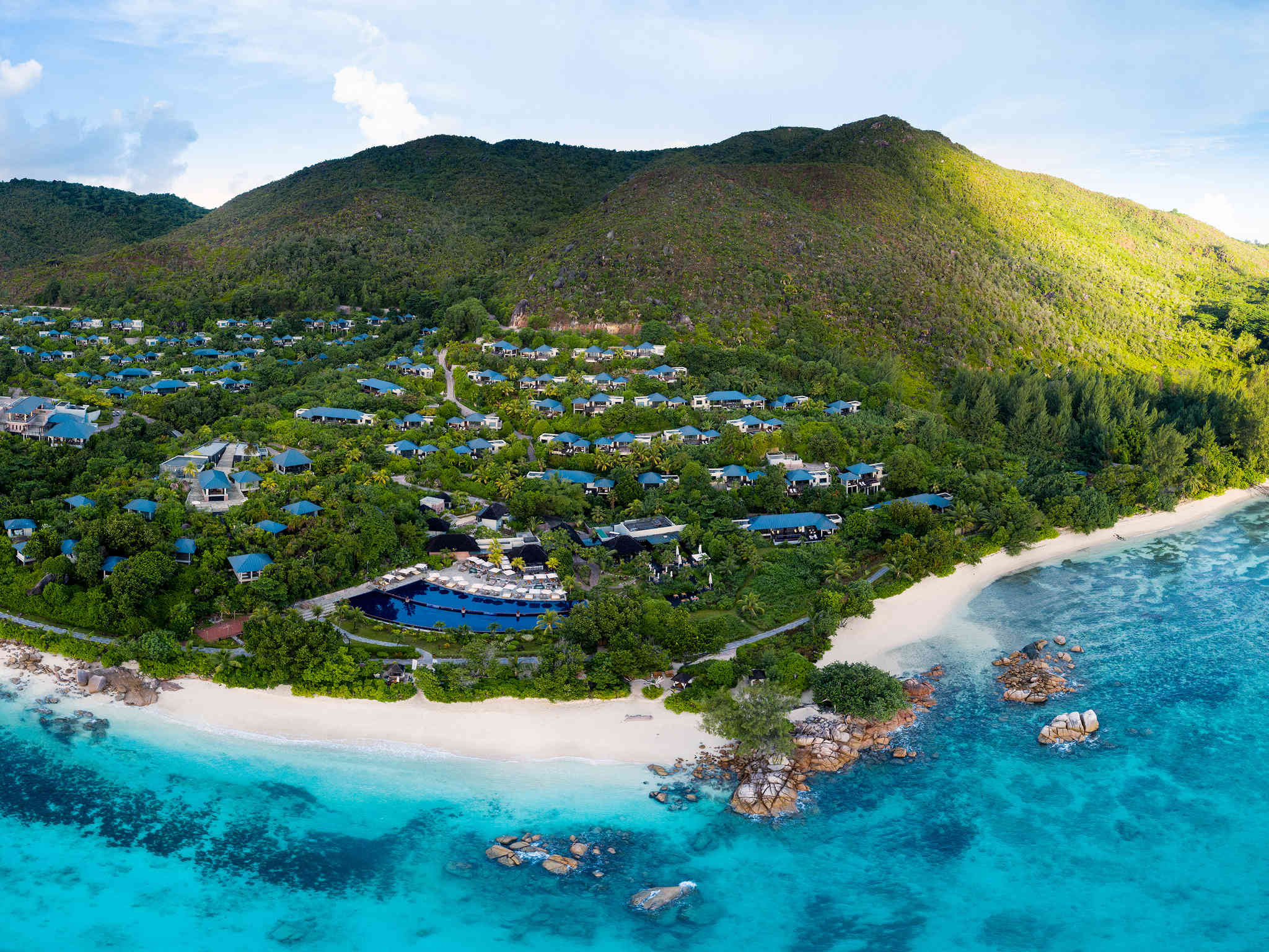 호텔 – Raffles Seychelles
