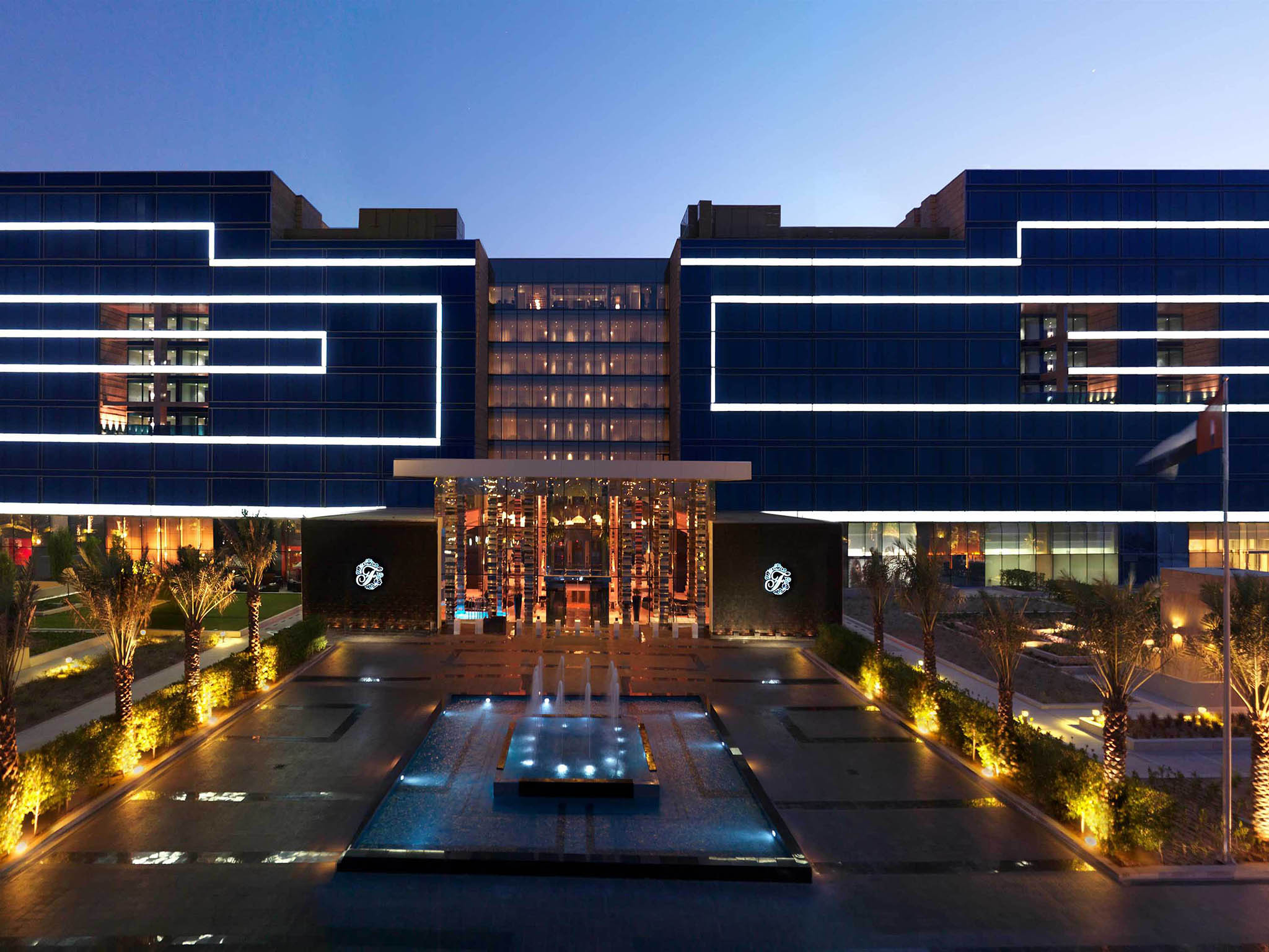 Hotel in abu dhabi fairmont bab al bahr abu dhabi for Al manzool decoration abu dhabi