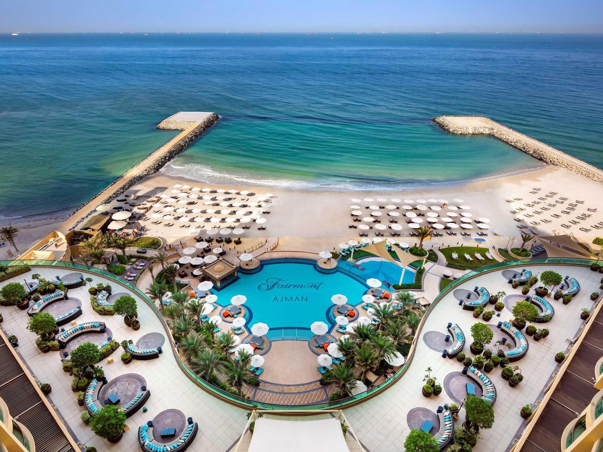 酒店 – Fairmont Ajman 酒店