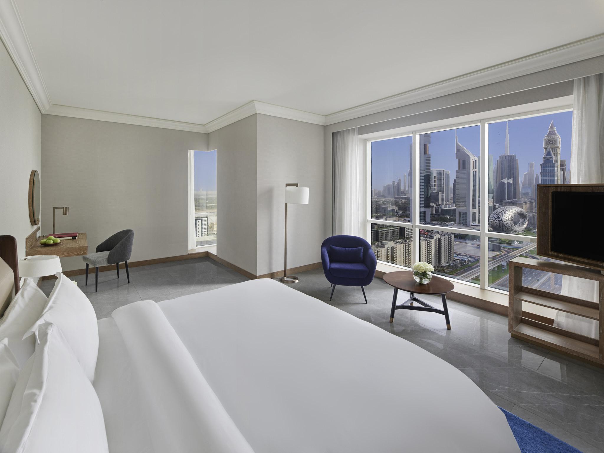 酒店 – Fairmont Dubai 酒店