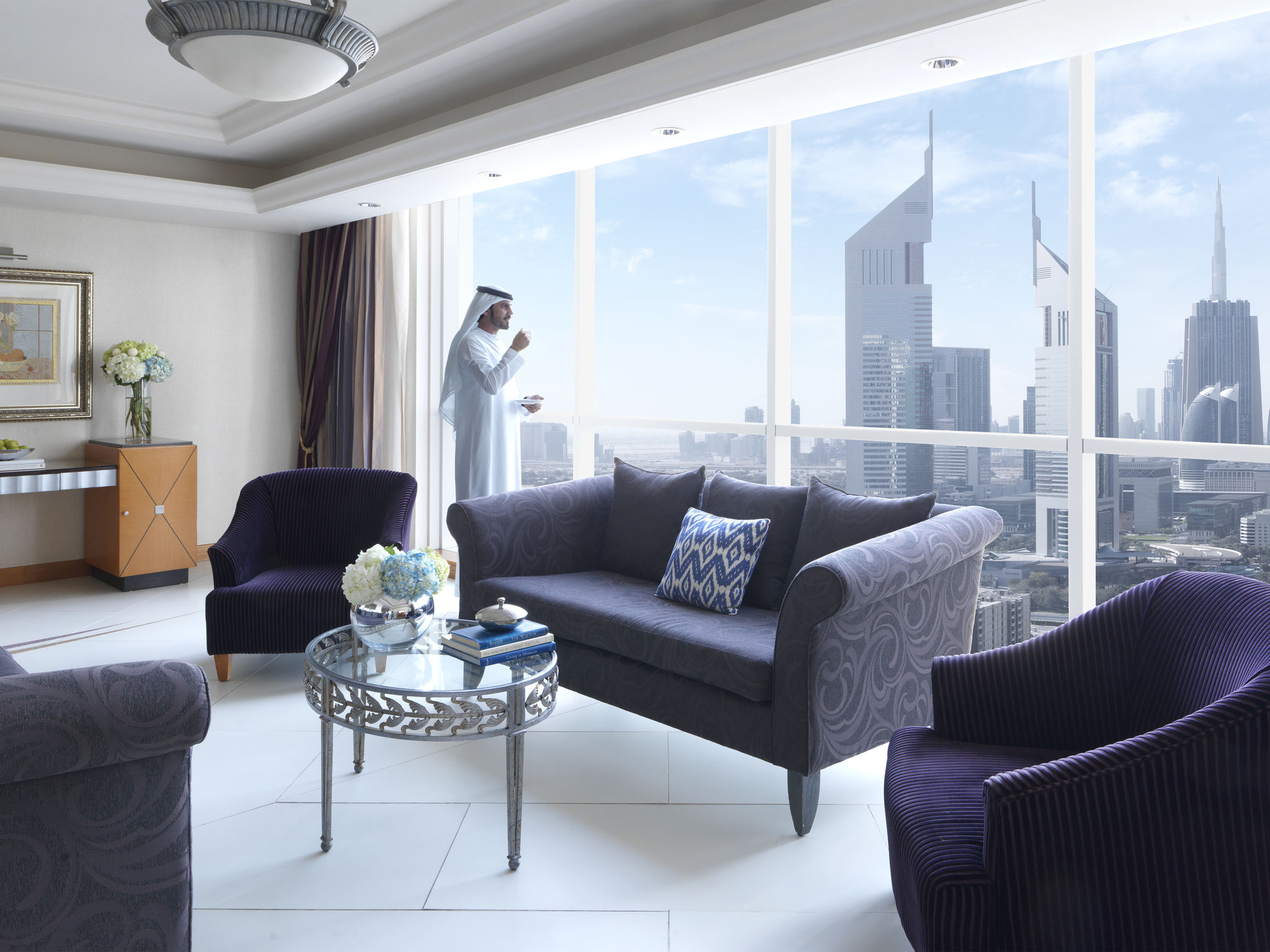 الفندق - فيرمونت دبي ...