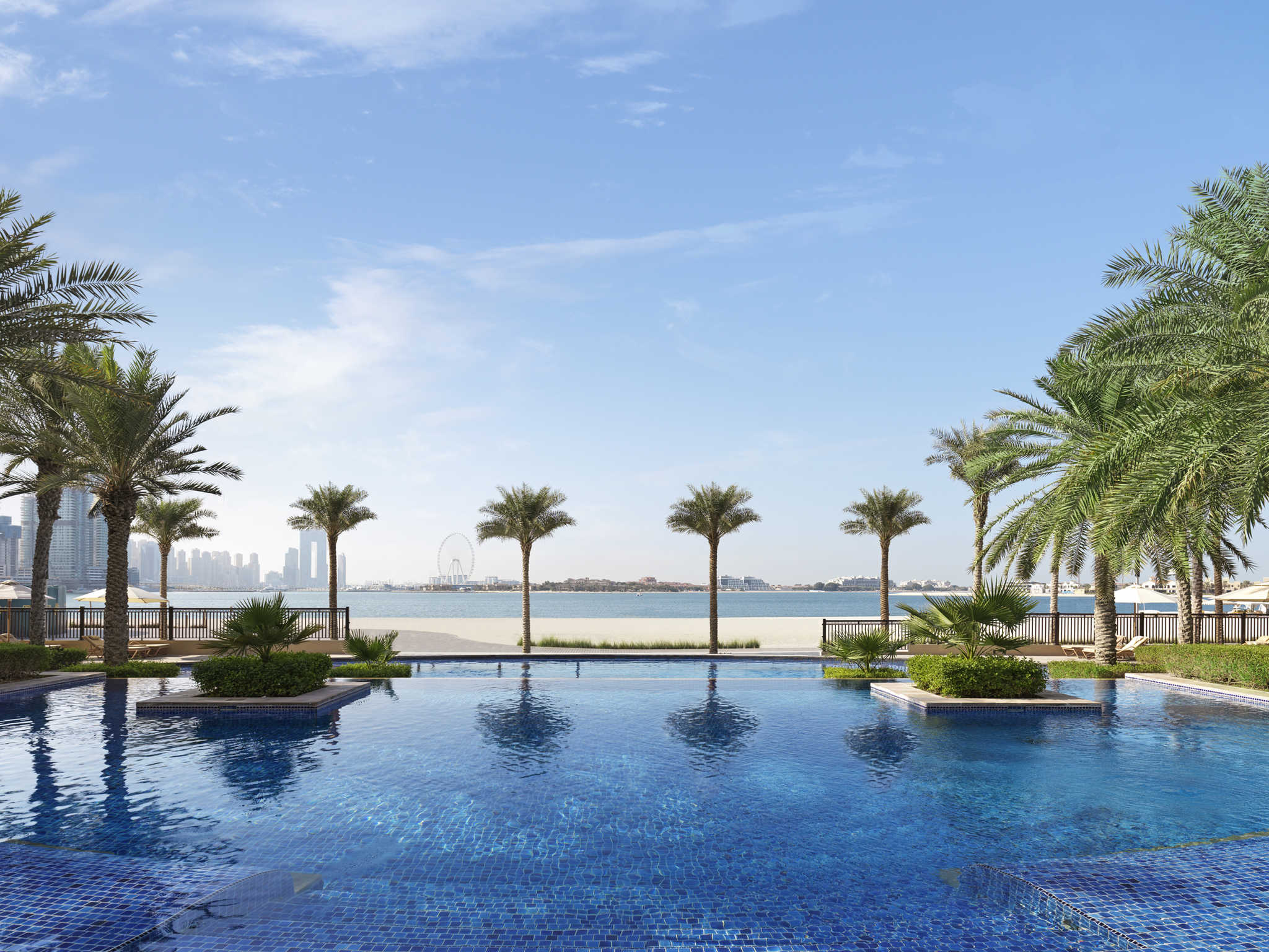 Hotell – Fairmont The Palm