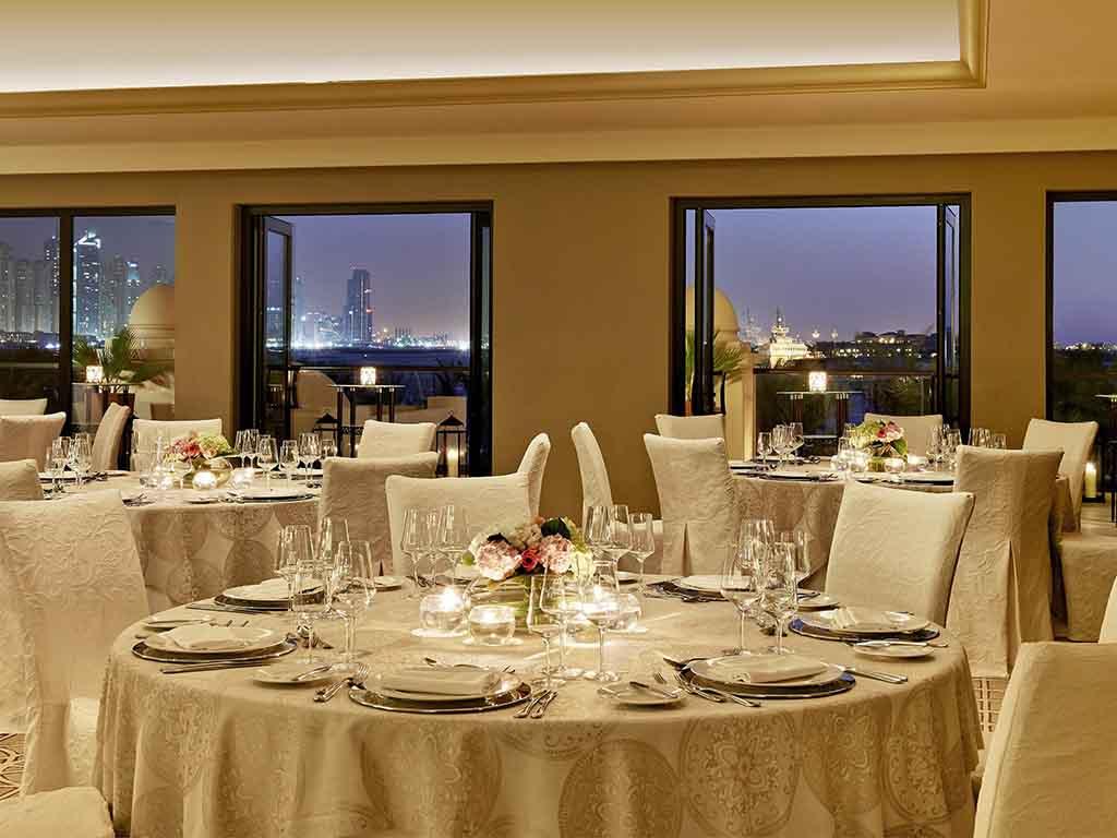 Hotel En Dubái Fairmont The Palm
