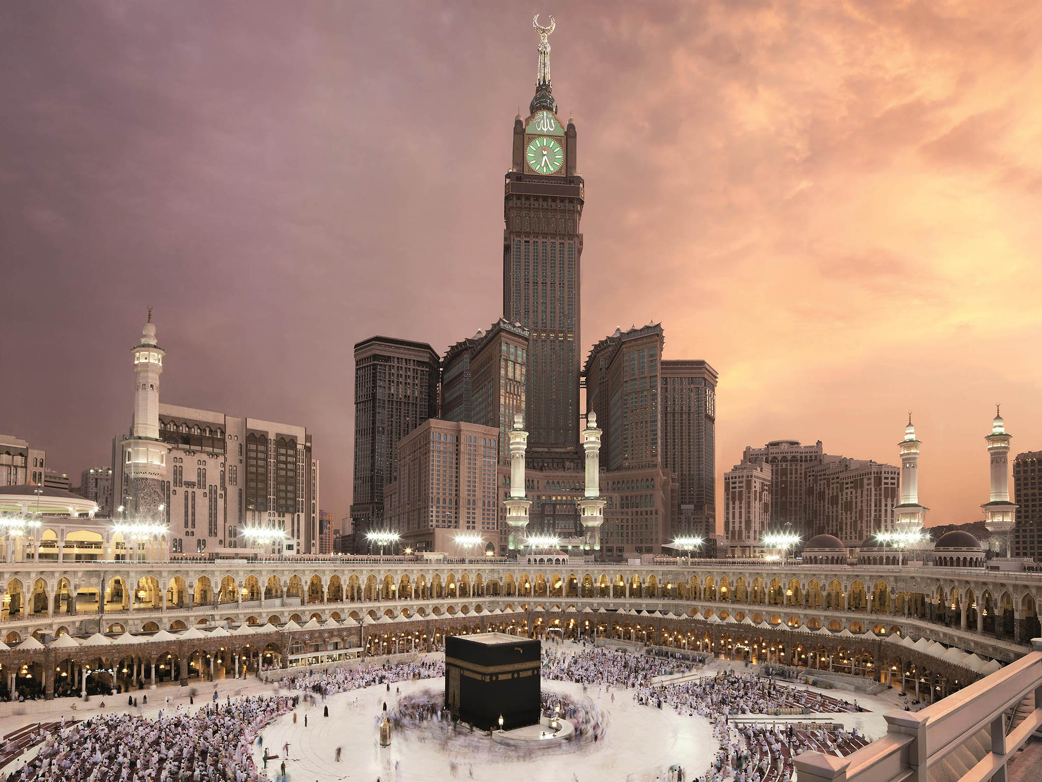 โรงแรม – Fairmont Makkah Clock Royal Tower