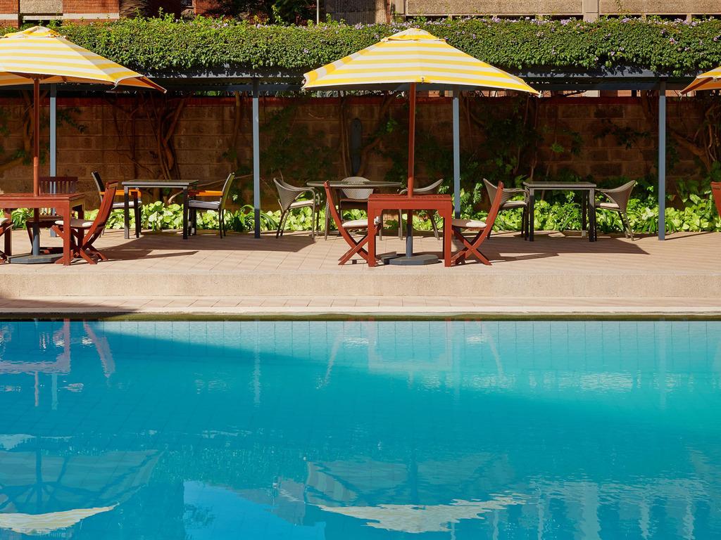 Tatu Restaurant Nairobi Restaurants By Accorhotels