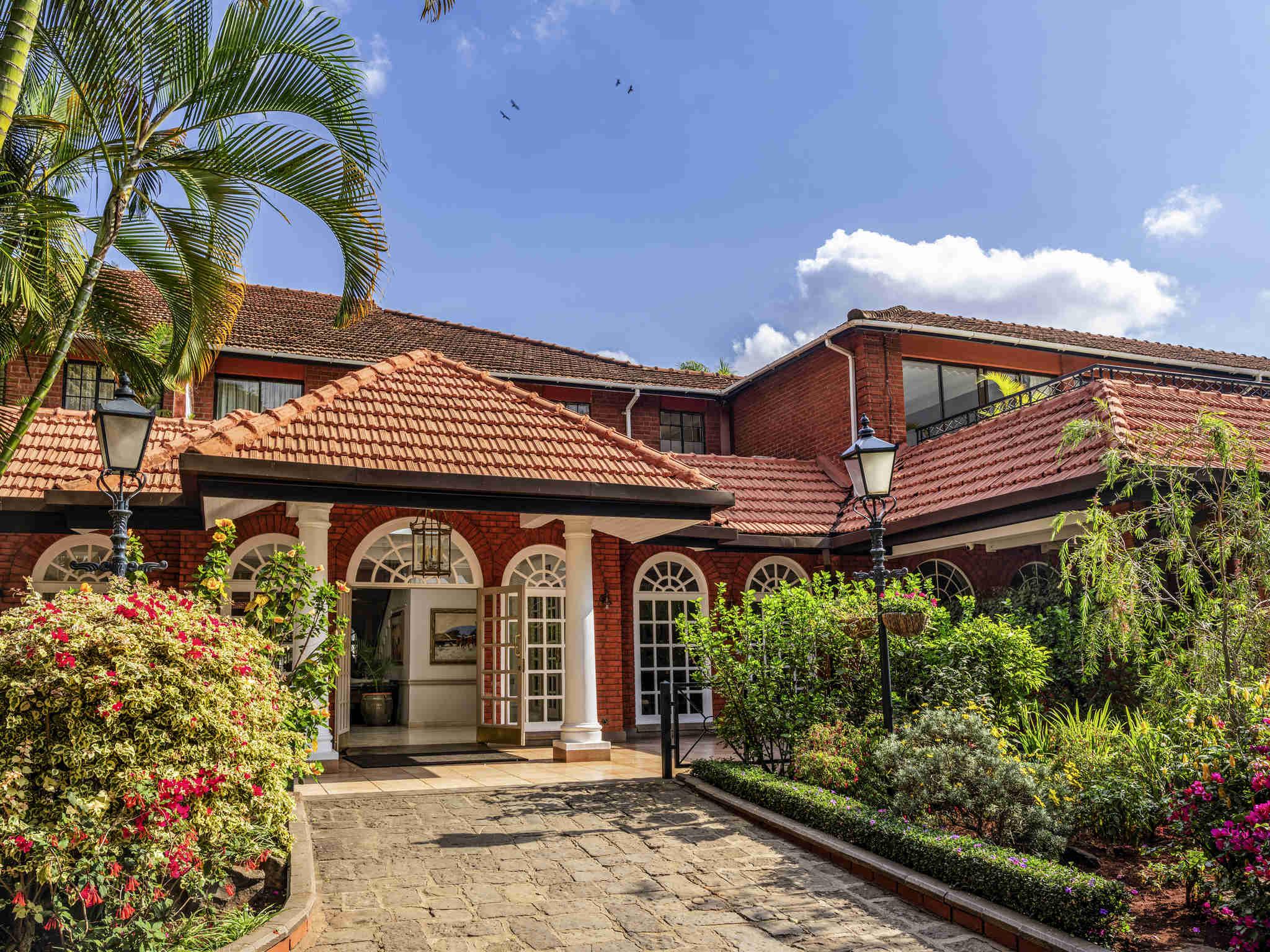 Hotel in NAIROBI - Fairmont The Norfolk