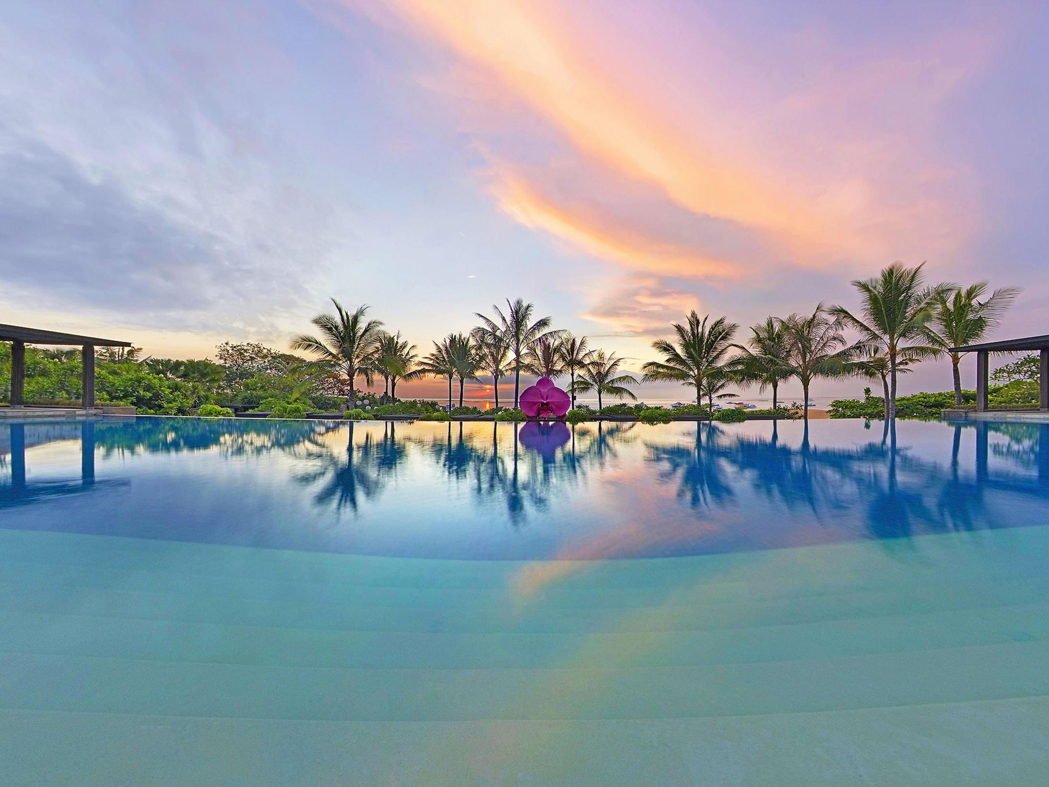호텔 – Fairmont Sanur Beach - Bali