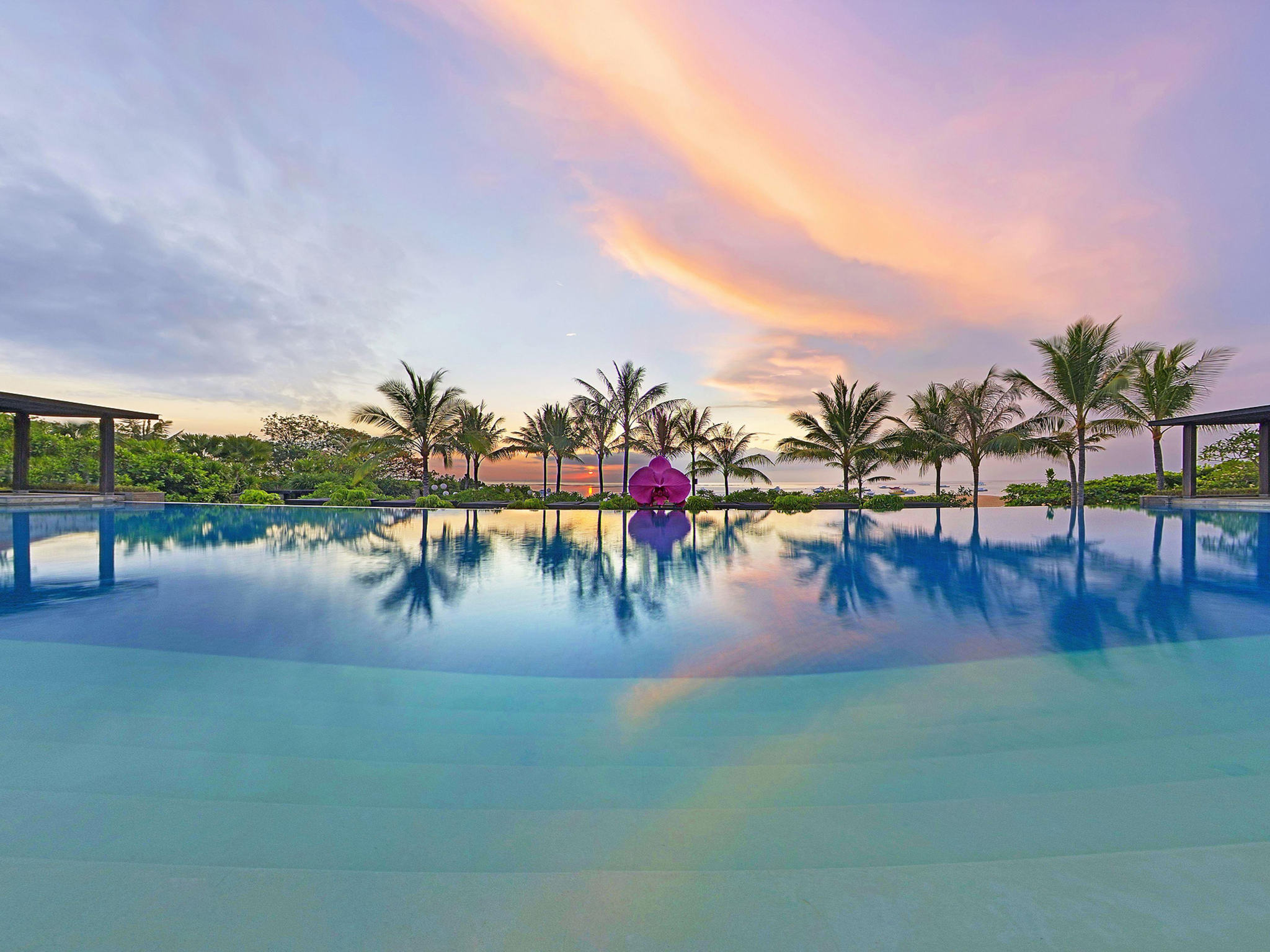 Отель — Fairmont Sanur Beach - Бали