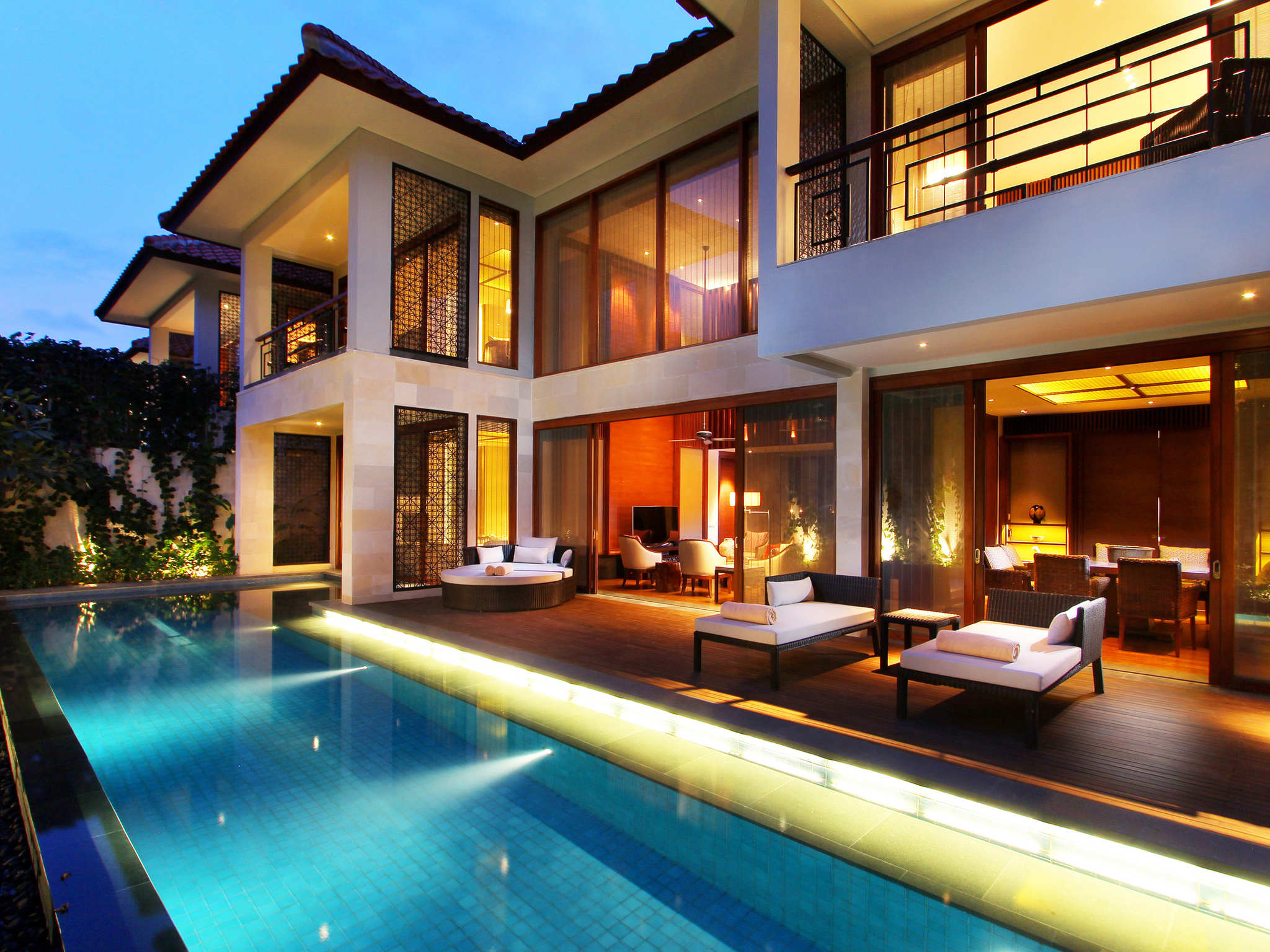 Hotel Fairmont Sanur Beach Bali