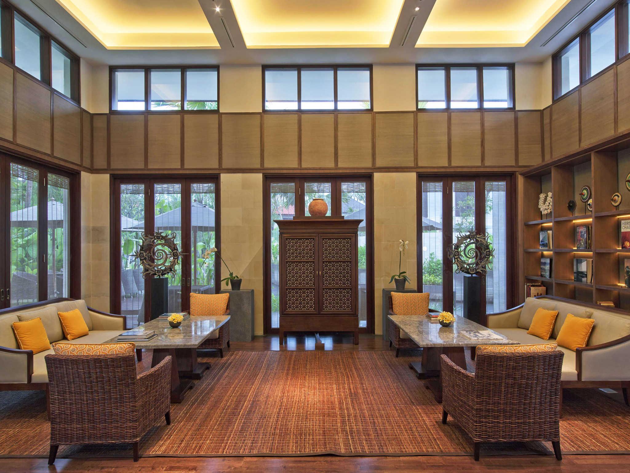Hotel in BALI - Fairmont Sanur Beach Bali