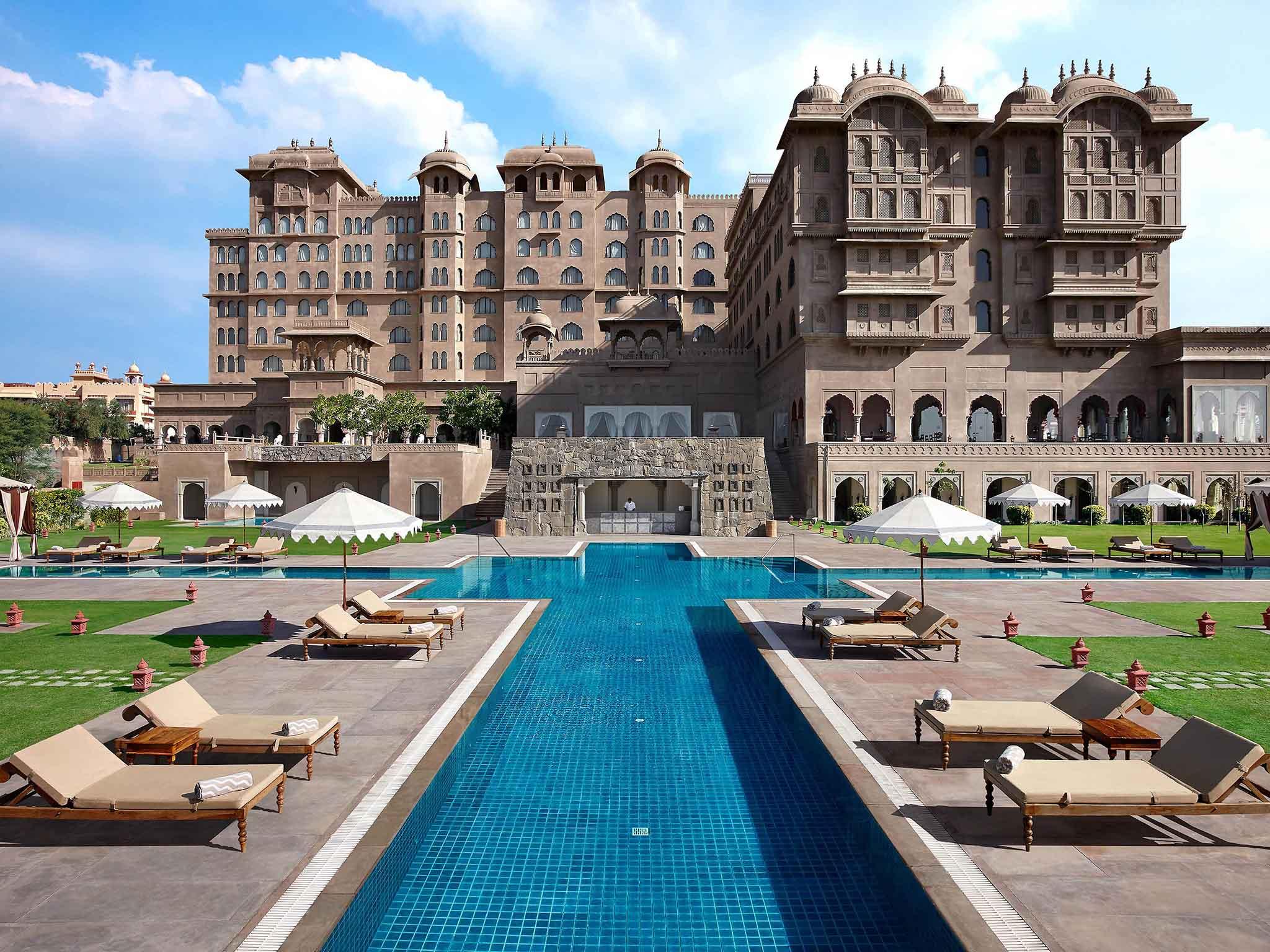 โรงแรม – Fairmont Jaipur