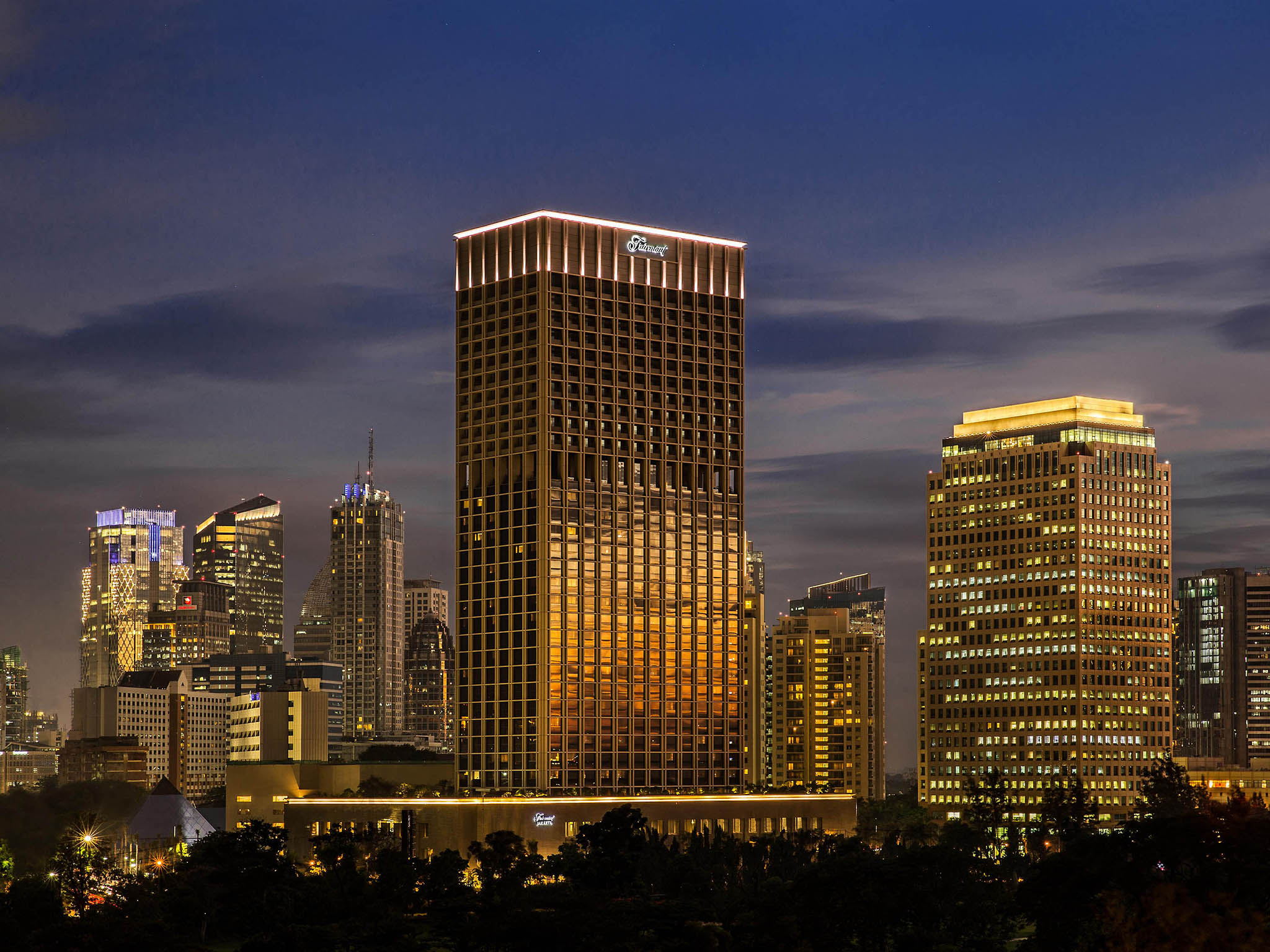 Otel – Fairmont Jakarta