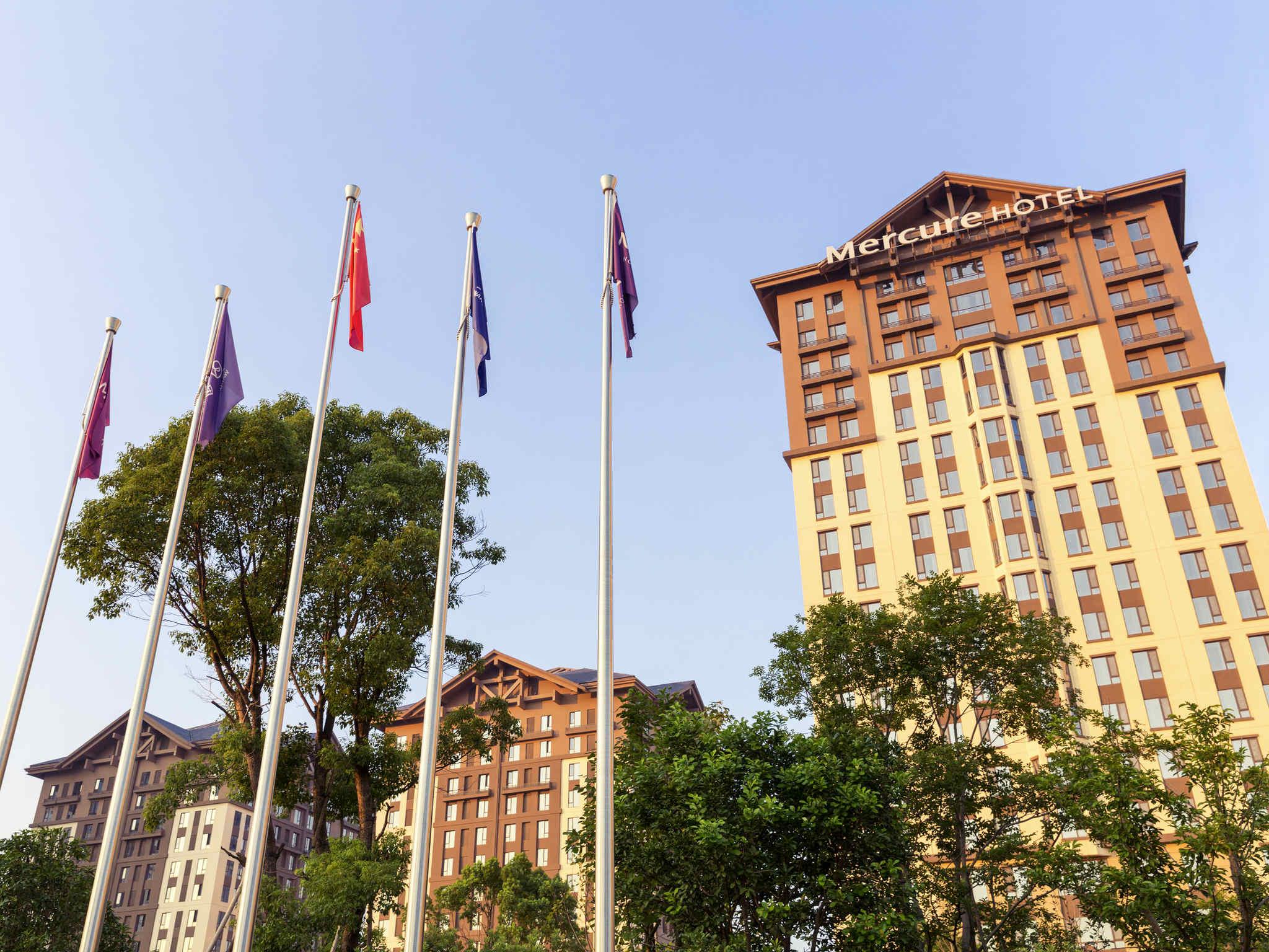 โรงแรม – Mercure Nanchang Wanda