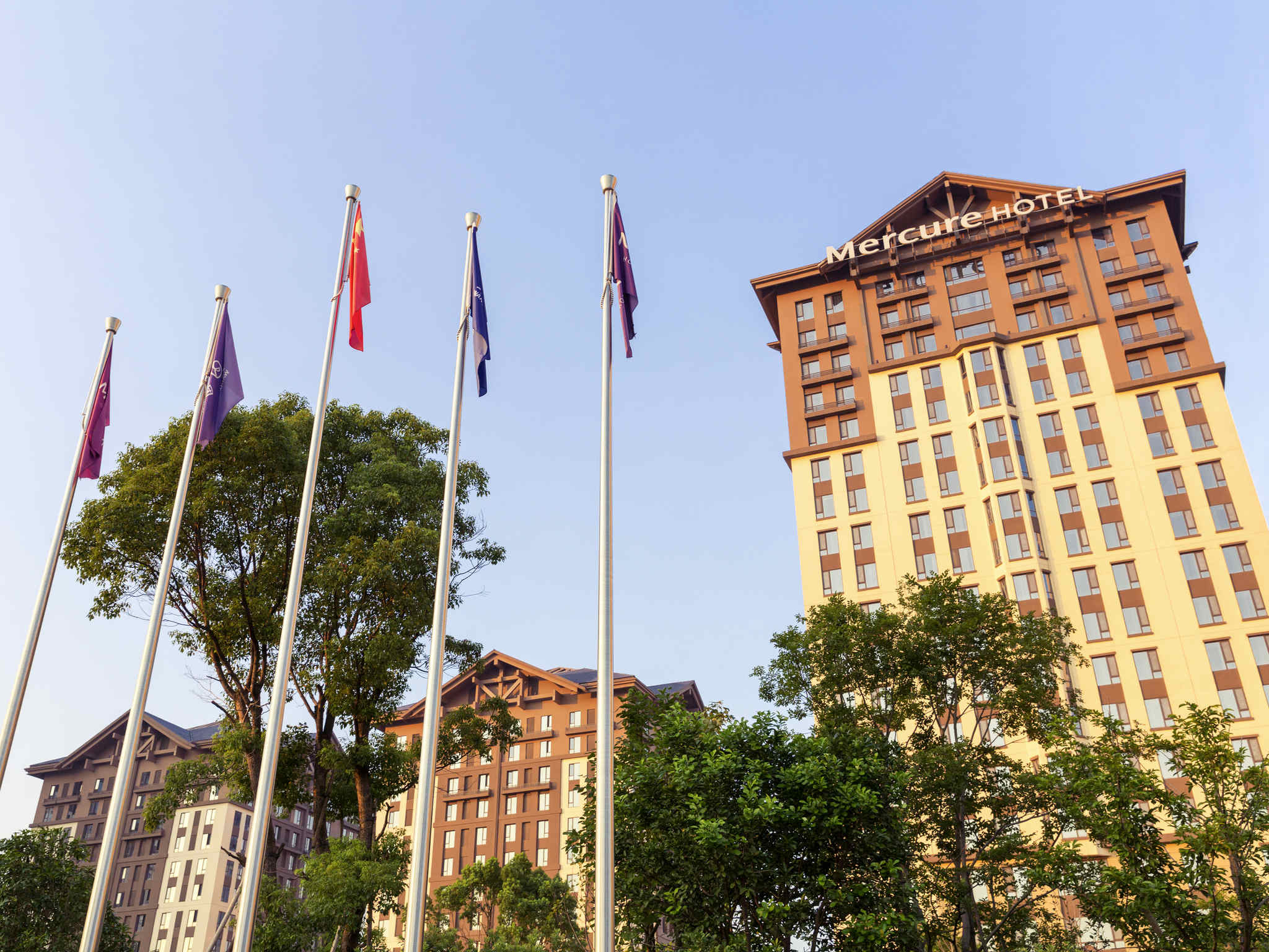 Hotel - Mercure Nanchang Wanda