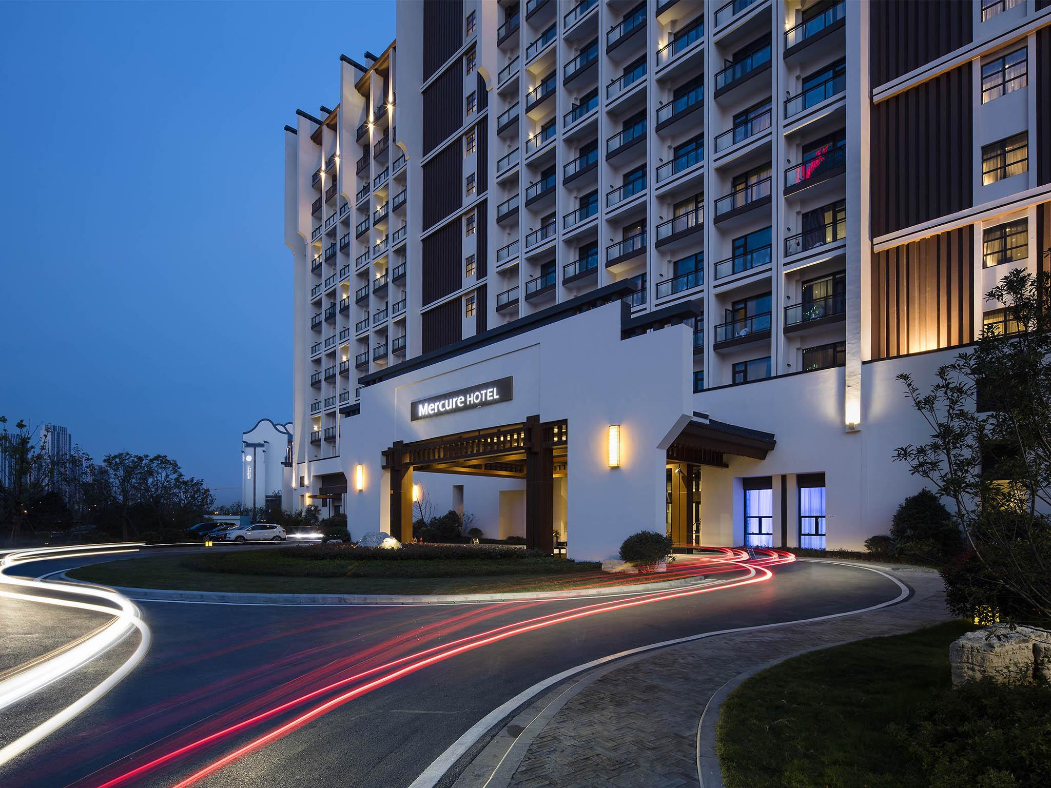 โรงแรม – Mercure Hefei Wanda