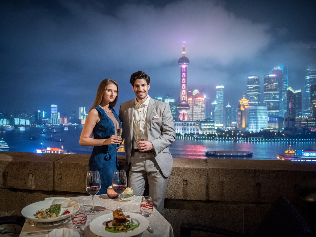 CATHAY ROOM SHANGHAI - Restaurants by AccorHotels
