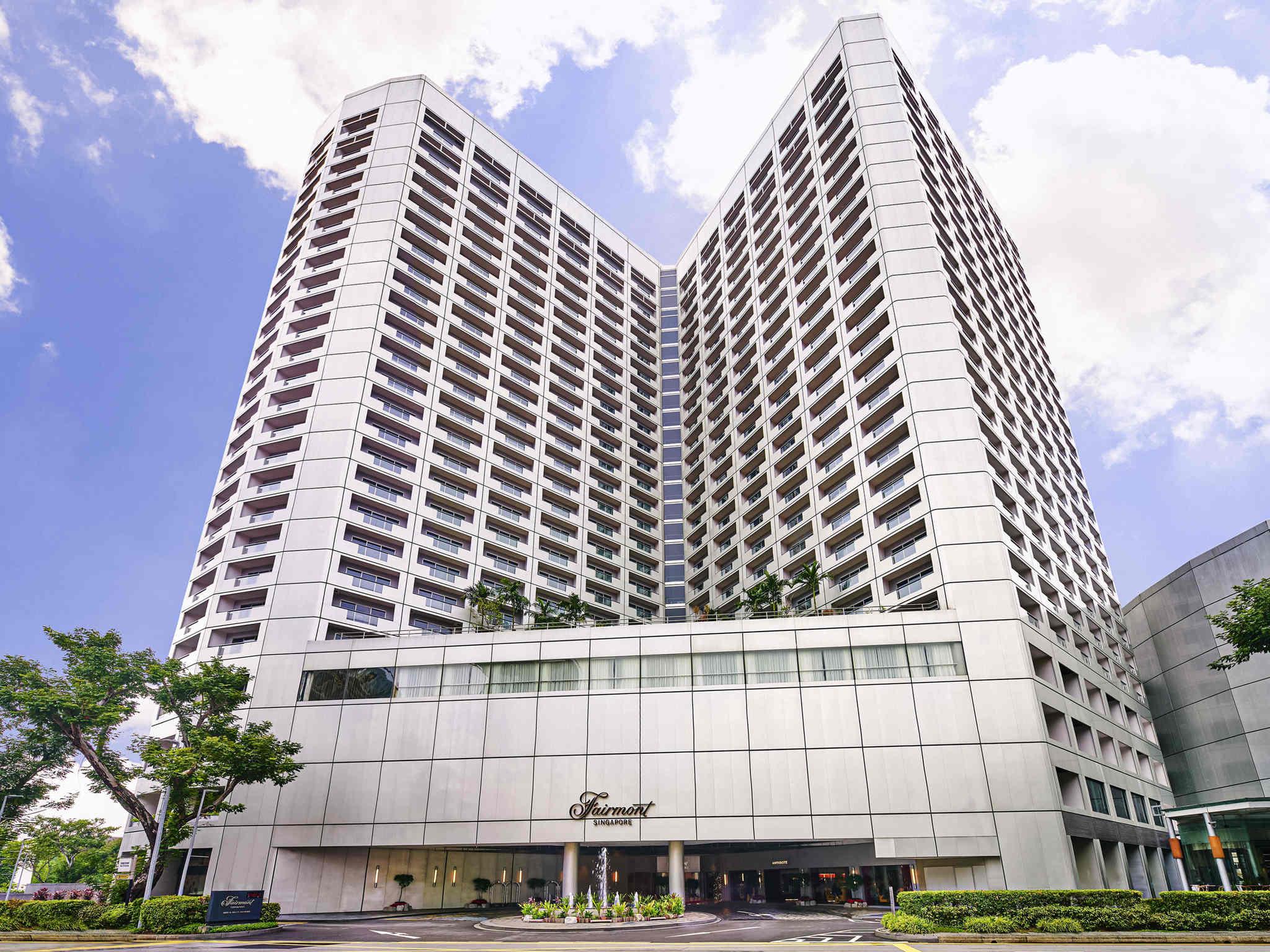 โรงแรม – Fairmont Singapore