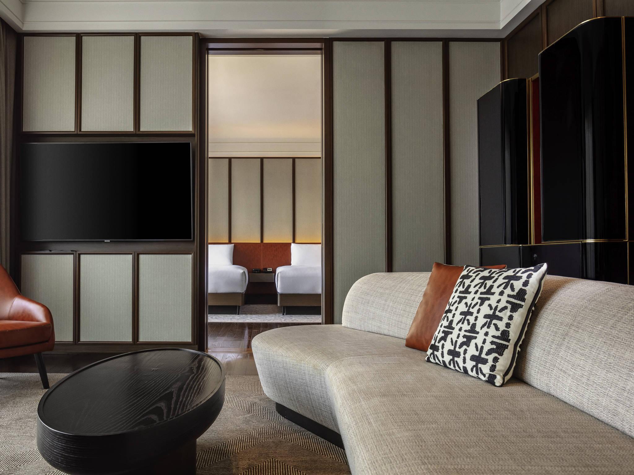 Hotel in Singapur - Fairmont Singapore