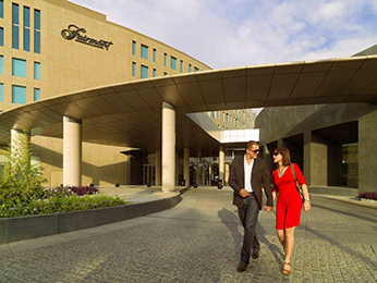 Fairmont Towers, Heliopolis