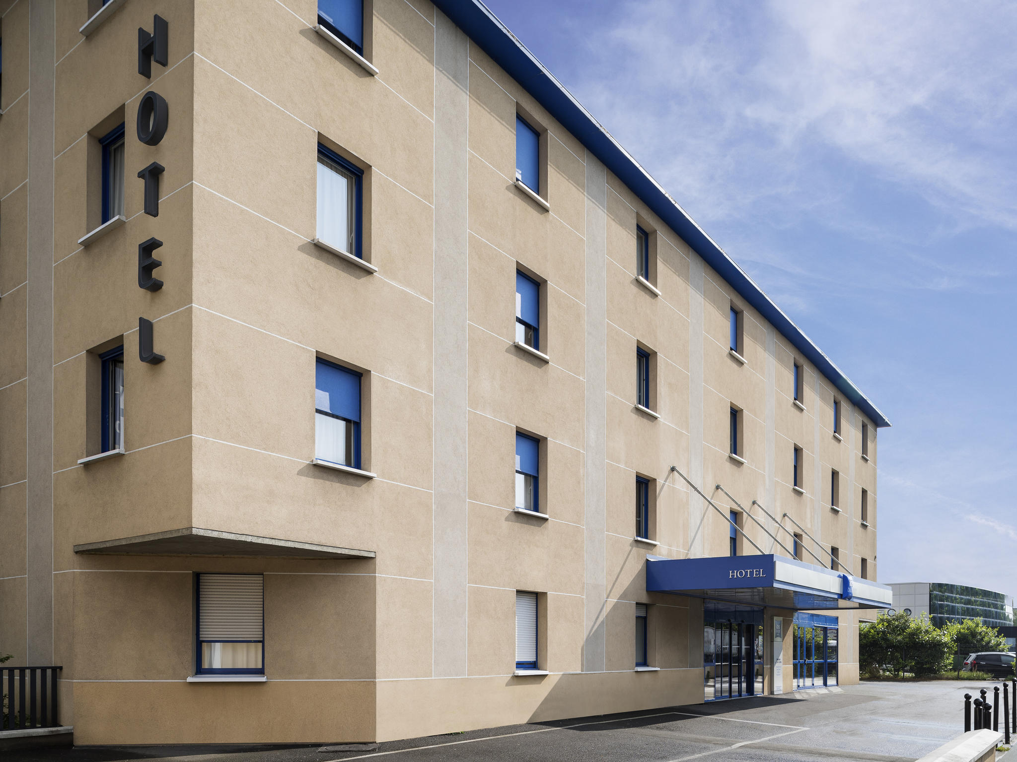 Отель — ibis budget Bobigny Pantin