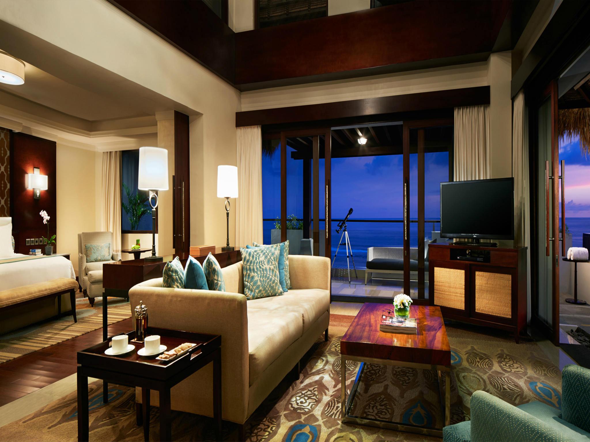 Novotel Nusa Dua 2 Bedroom Suite Hotel In Nusa Dua Samabe Bali Suites And Villas