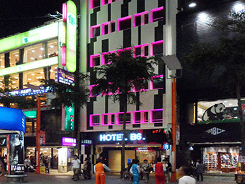 Beauty Hotels Taipei Hotel B 6