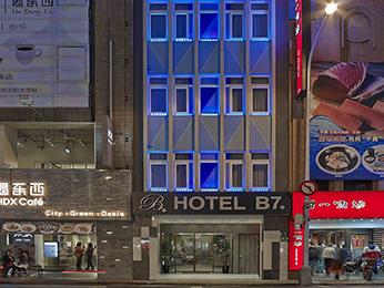 Beauty Hotels Taipei Hotel B7