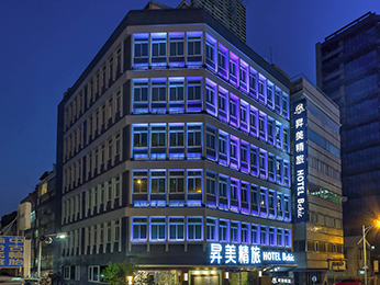 Beauty Hotels Taipei Hotel Bchic