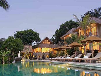Puri Gangga Resort