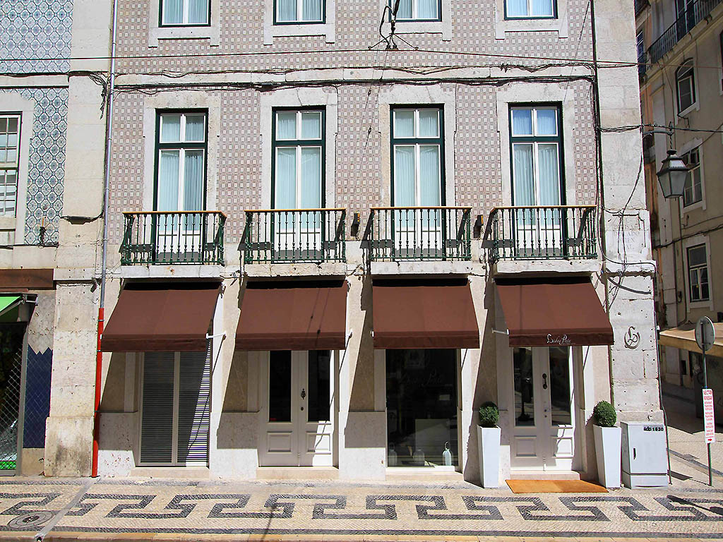 Hotel in lisbon lisboa prata boutique hotel for Design boutique hotels algarve