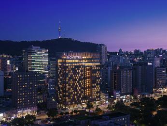 Novotel Ambassador Seoul Dongdaemun Hotel(Opening July 2018)