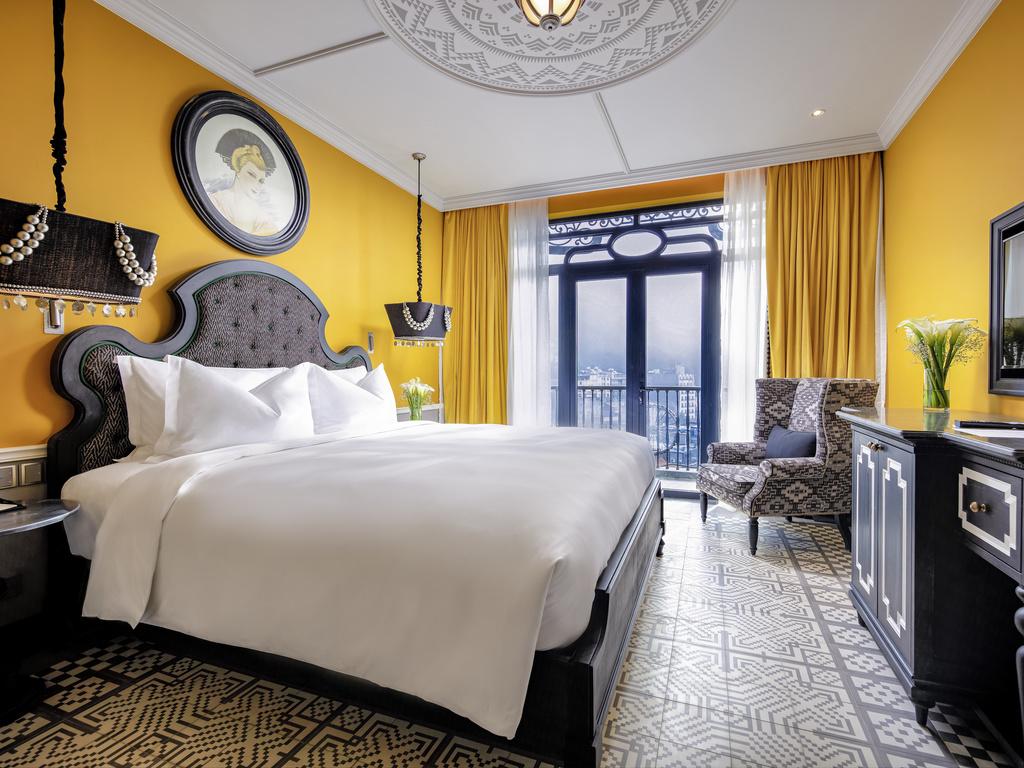 Bold Video 2017 Hotel luxury hotel sapa – hôtel de la coupole - mgallery