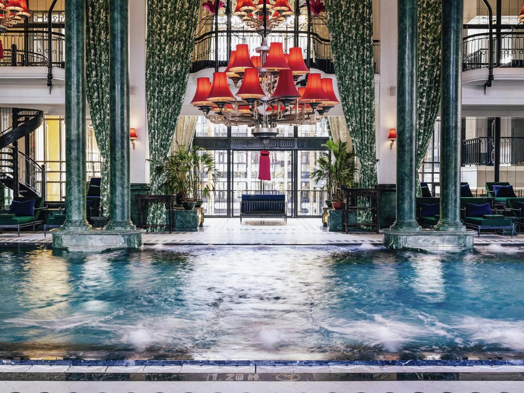 Luxury hotel SAPA – Hôtel de la Coupole - MGallery