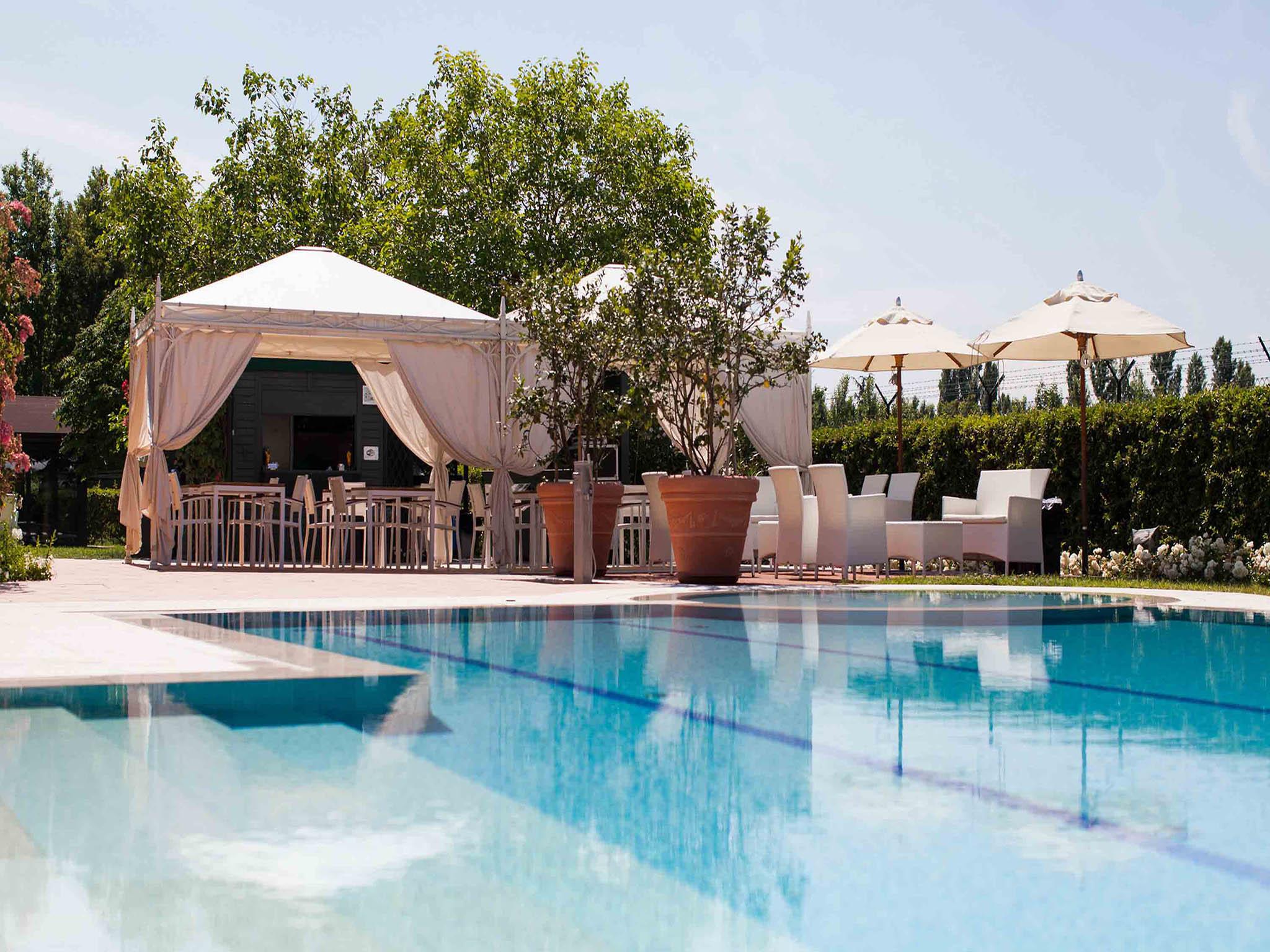 Hotel a FAENZA - Relais Villa Abbondanzi