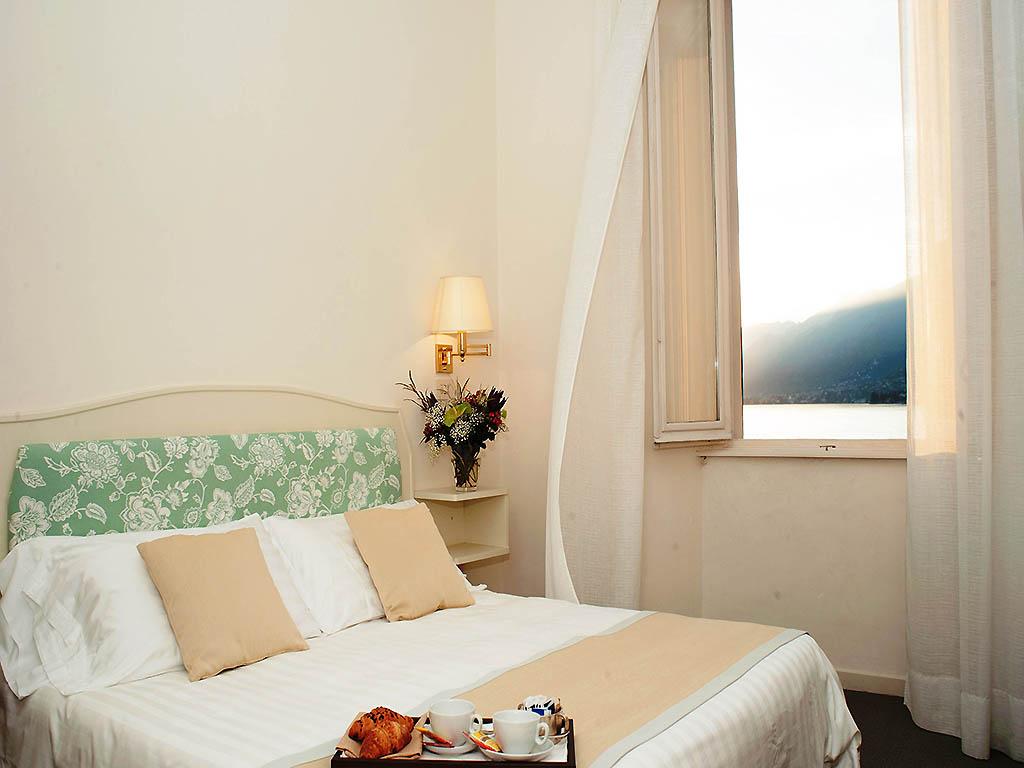 H tel bellagio hotel du lac - Chambre double standard ...