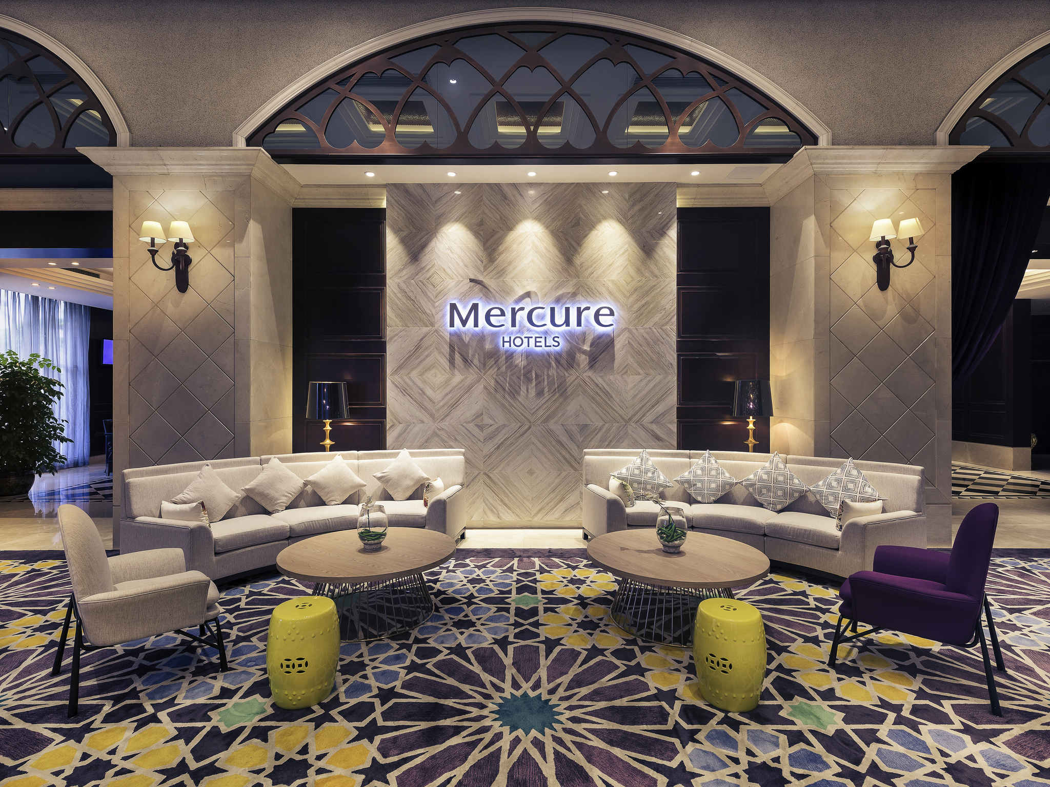 فندق - Mercure Xiamen Exhibition Centre