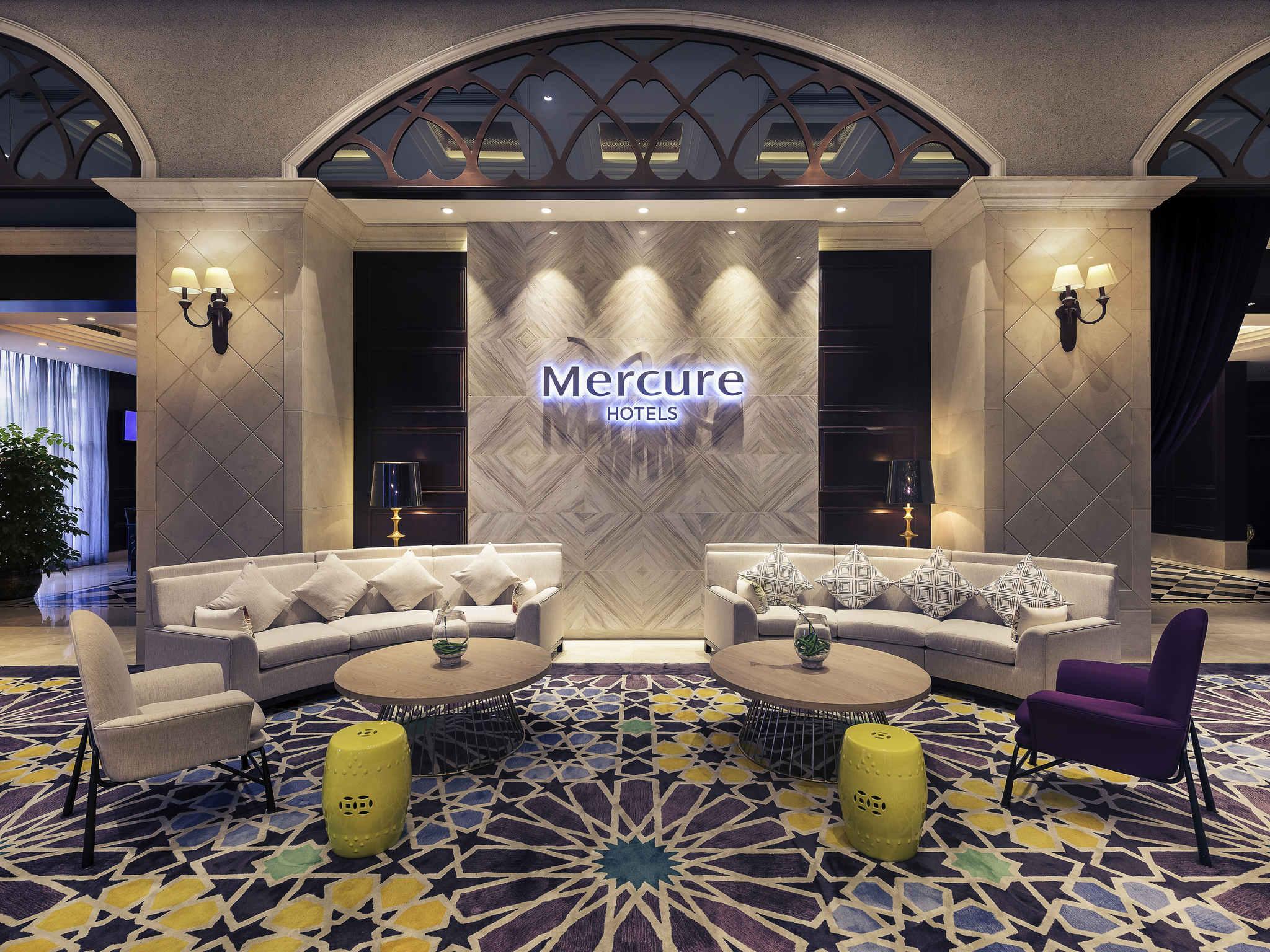 โรงแรม – Mercure Xiamen Exhibition Centre