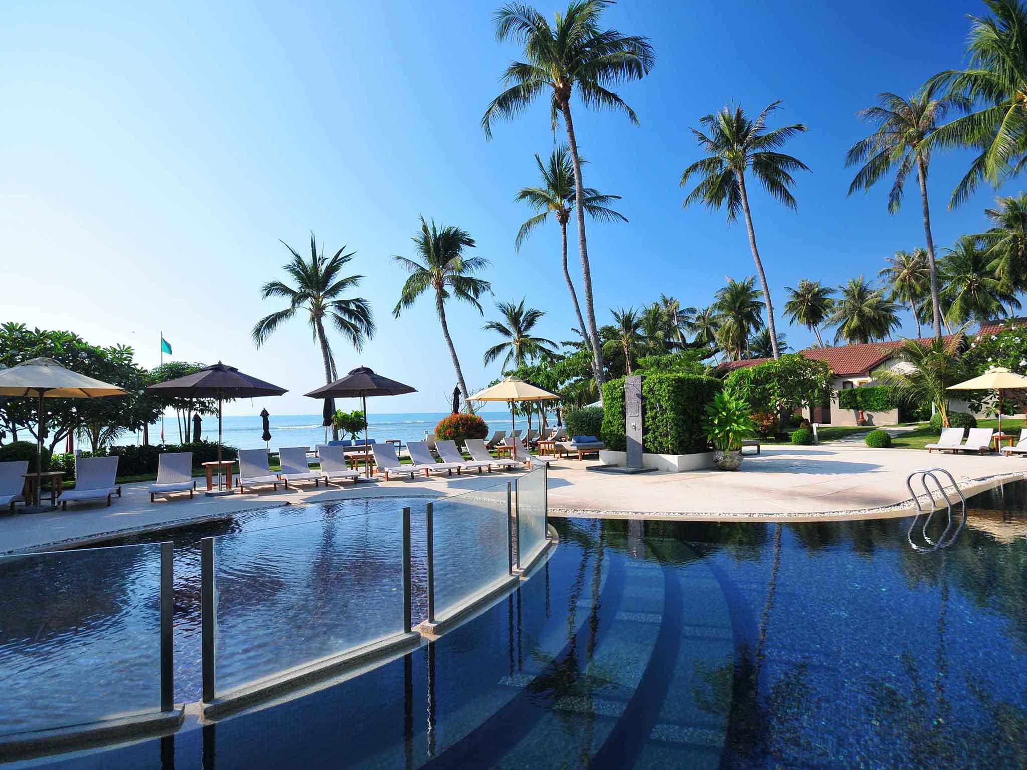 ホテル – メルキュール コーサムイ ビーチ リゾート