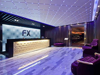 Fx Hotel Taipei Nanjing East Road