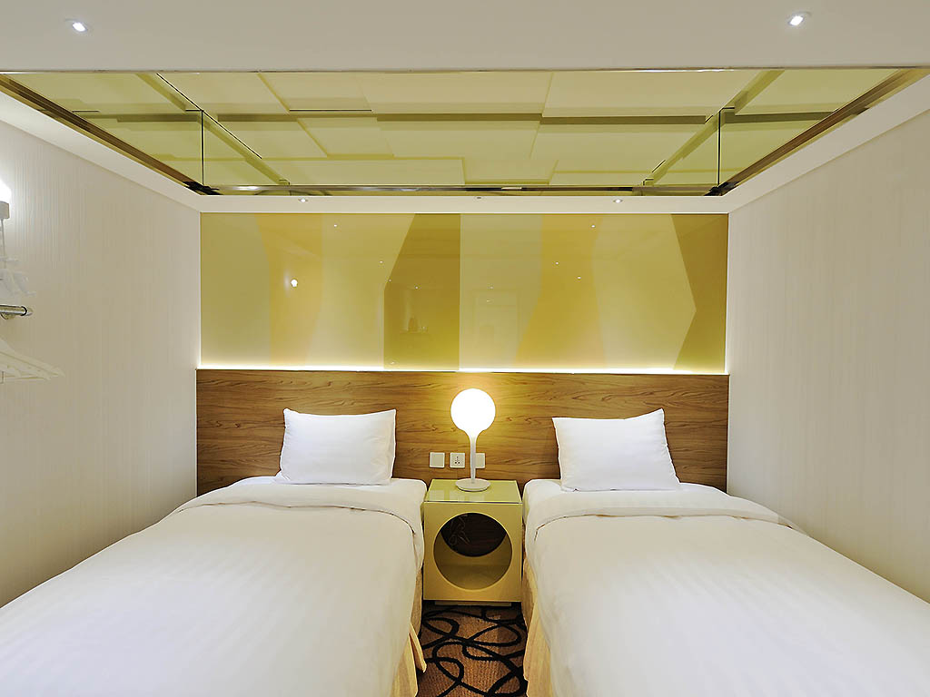 Chambre Sans Fenetre Location Of H Tel Taipei Green World Hotel Zhonghua