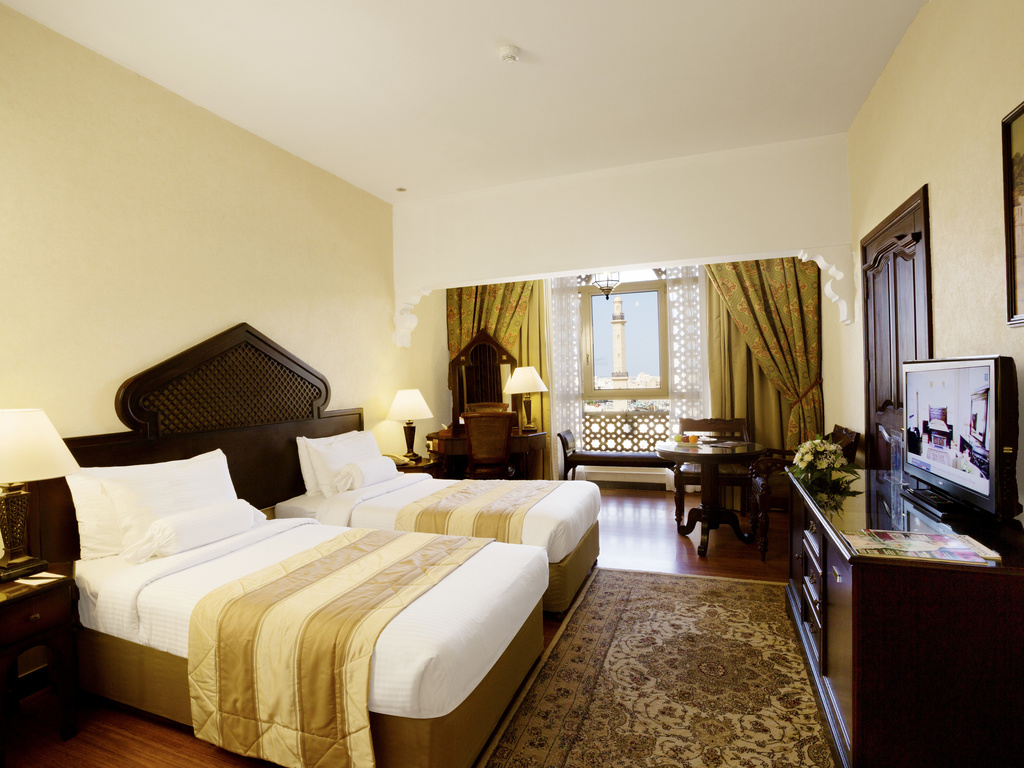 Hotel in Al Fahidi Street - Arabian Courtyard Hotel
