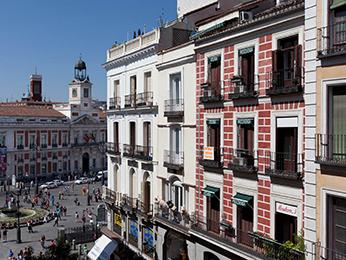 El Mirador De La Puerta Del Sol