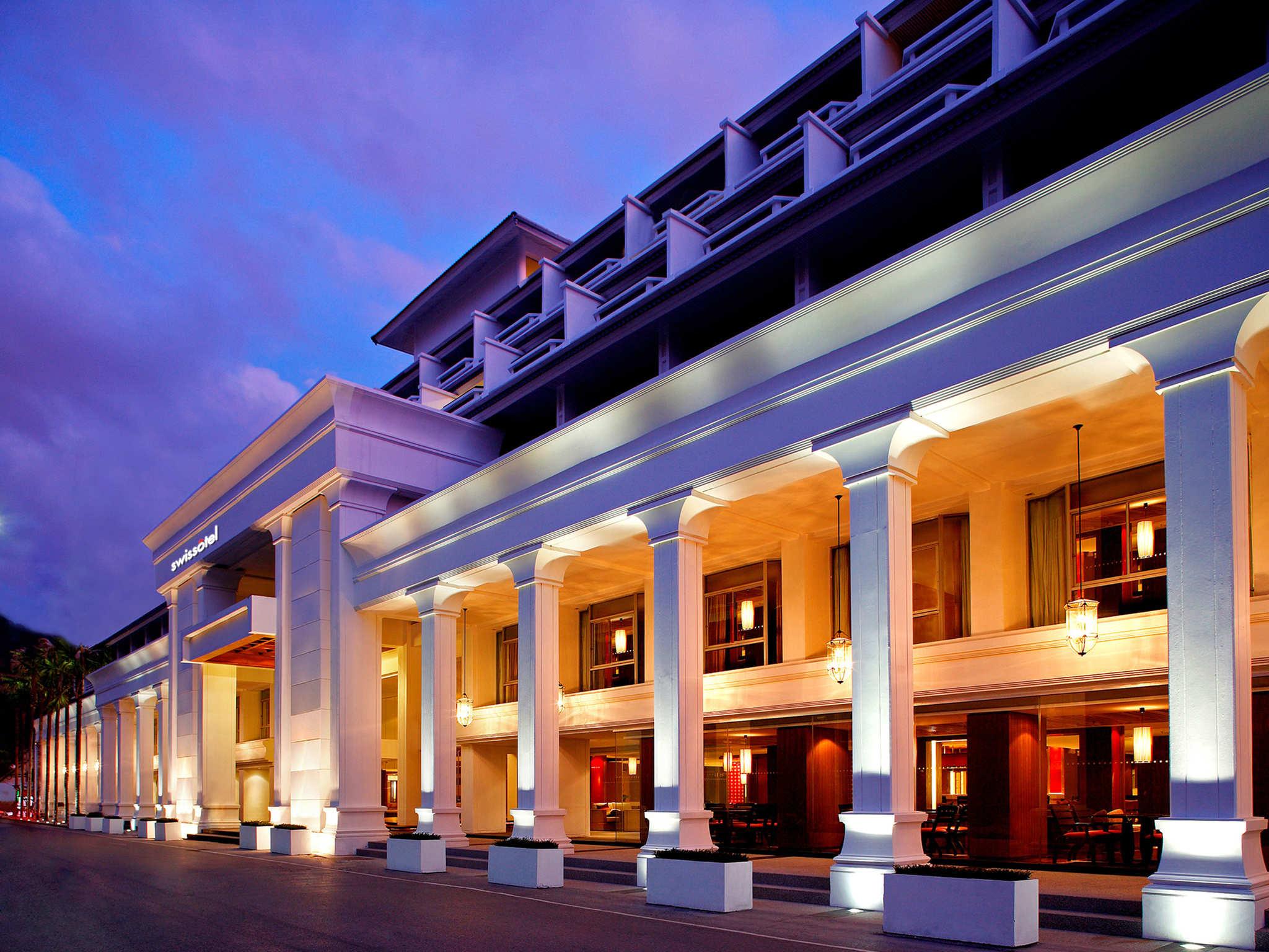 โรงแรม – Swissôtel Resort Phuket Patong Beach