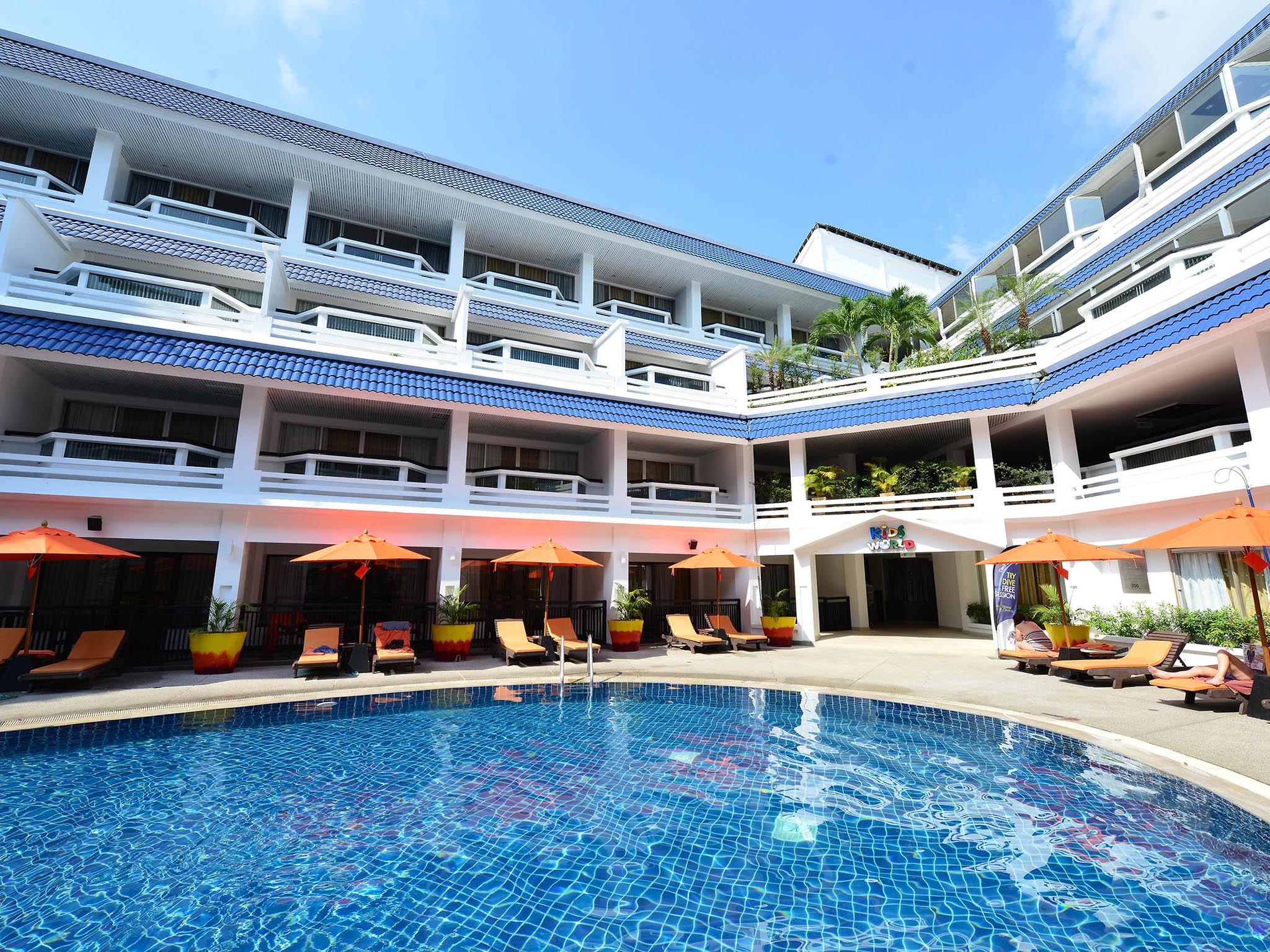 Patong Beach Hotel Phuket