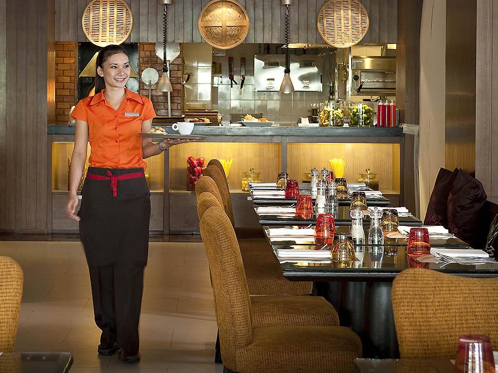 餐厅- 普吉岛芭东海滩瑞士酒店度假村
