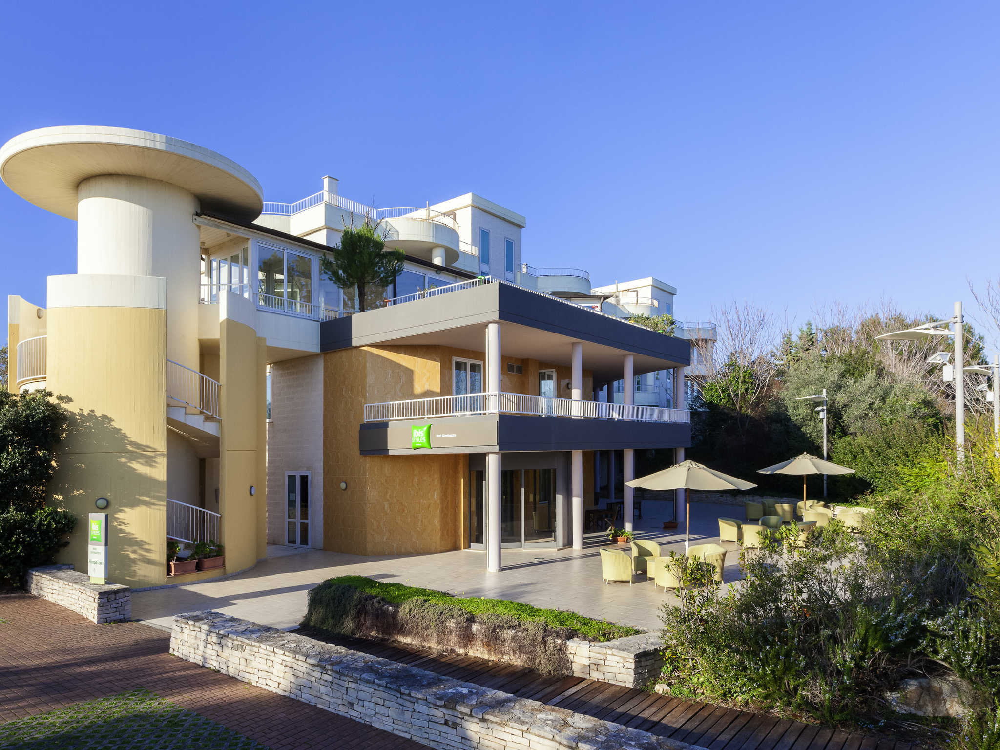 โรงแรม – ibis Styles Bari Giovinazzo